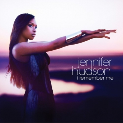 Jennifer Hudson – I Remember Me cover