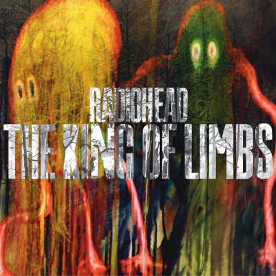 Radiohead - The King Of Limbs cover
