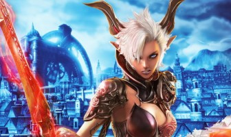 TERA mmo hit channel games