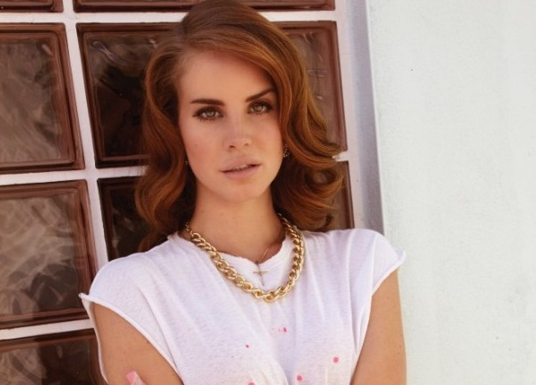 Lana Del Ray video hit channel