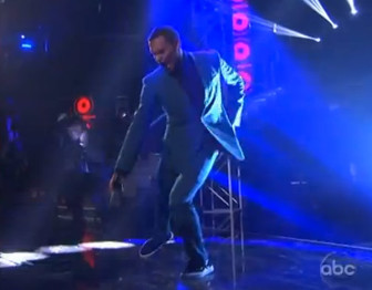 Chris Brown Turn Up The Music  Dancing With The Stars