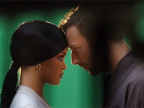 Princess Of China Rihanna Coldplay