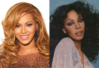 Beyonce-Donna Summer