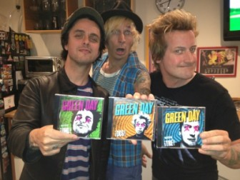 Green Day - iUno,iDos,iTres