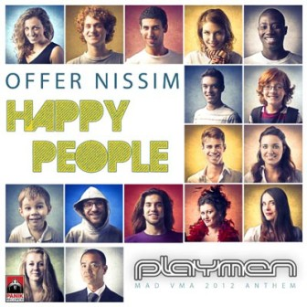 Offer Nissim- Happy-people (Playmen remix)