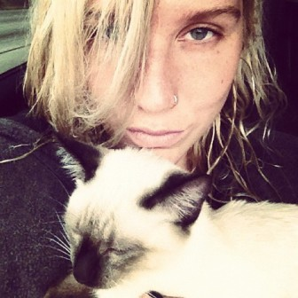 Ke$ha and Mr Peep$