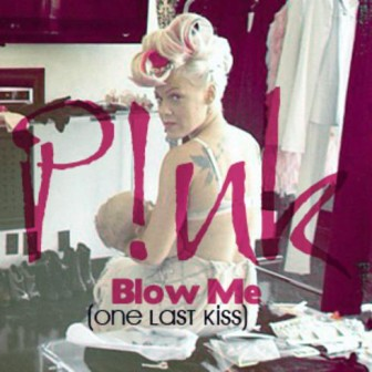 Pink - Blow Me (One Last Kiss) (cover)