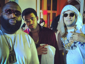 French Montana, Rick Ross, Drake