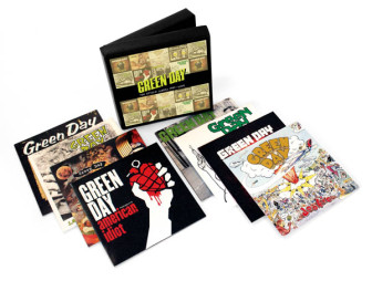 "Green Day - ""The Studio Albums 1990-2009"""