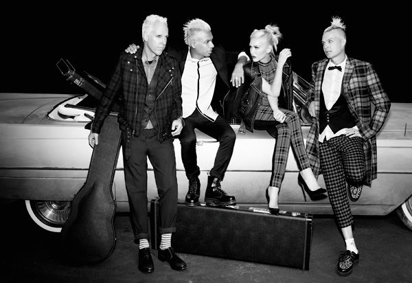 VIDEO: No Doubt – Push And Shove