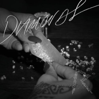 Rihanna - Diamonds - single cover