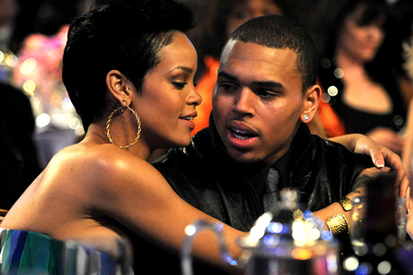 Rihanna kai Chris Brown