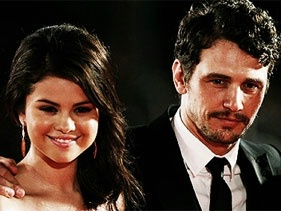 Selena Gomes & James Franco