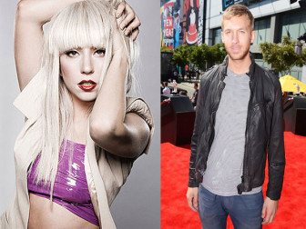 Lady Gaga vs Calvin Harris
