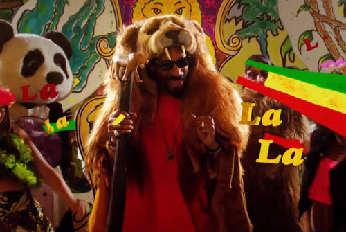 Snoop Lion - 'La La La'