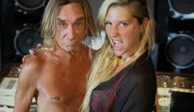 Ke$ha kai Iggy Pop