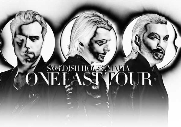 Swedish House Mafia One last Tour