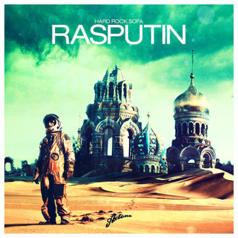 Hard Rock Sofa - Rasputin