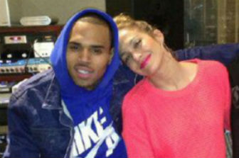 Jennifer Lopez & Chris Brown