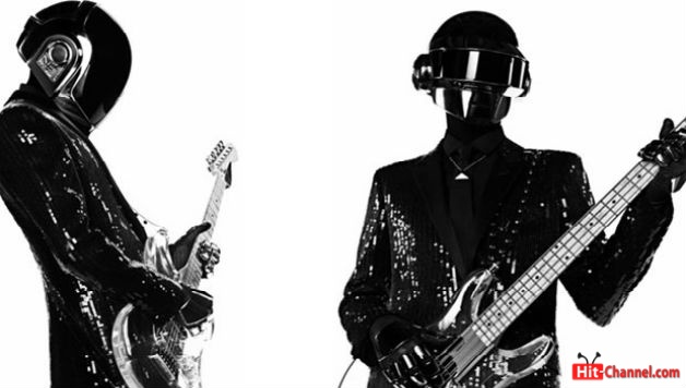 Daft Punk hitchannel