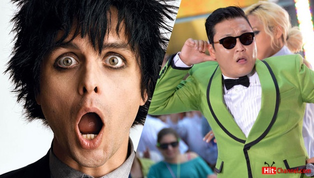 Billie Joe Armstrong | PSY