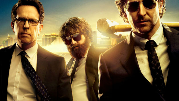 The Hangover Part 3 hit channel