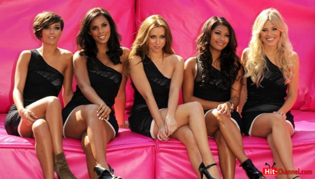 The Saturdays 2013