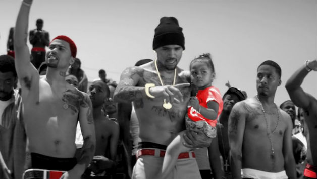 Chris Brown ft. Aaliyah – They Don't Know