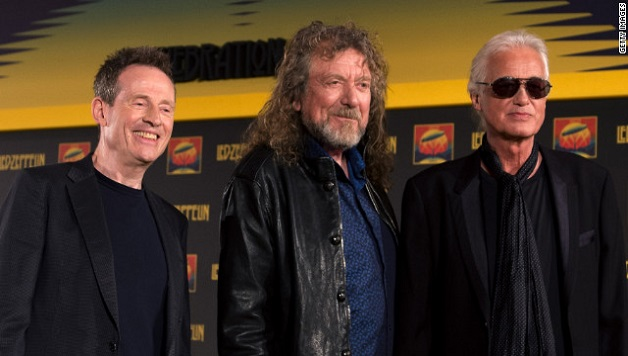 Led Zeppelin 2012 - Hit Channel