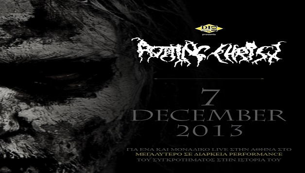 Rotting Christ - gagarin 2013 - Hit Channel