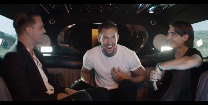 Calvin Harris & Alesso feat. Hurts video premiere hit channel