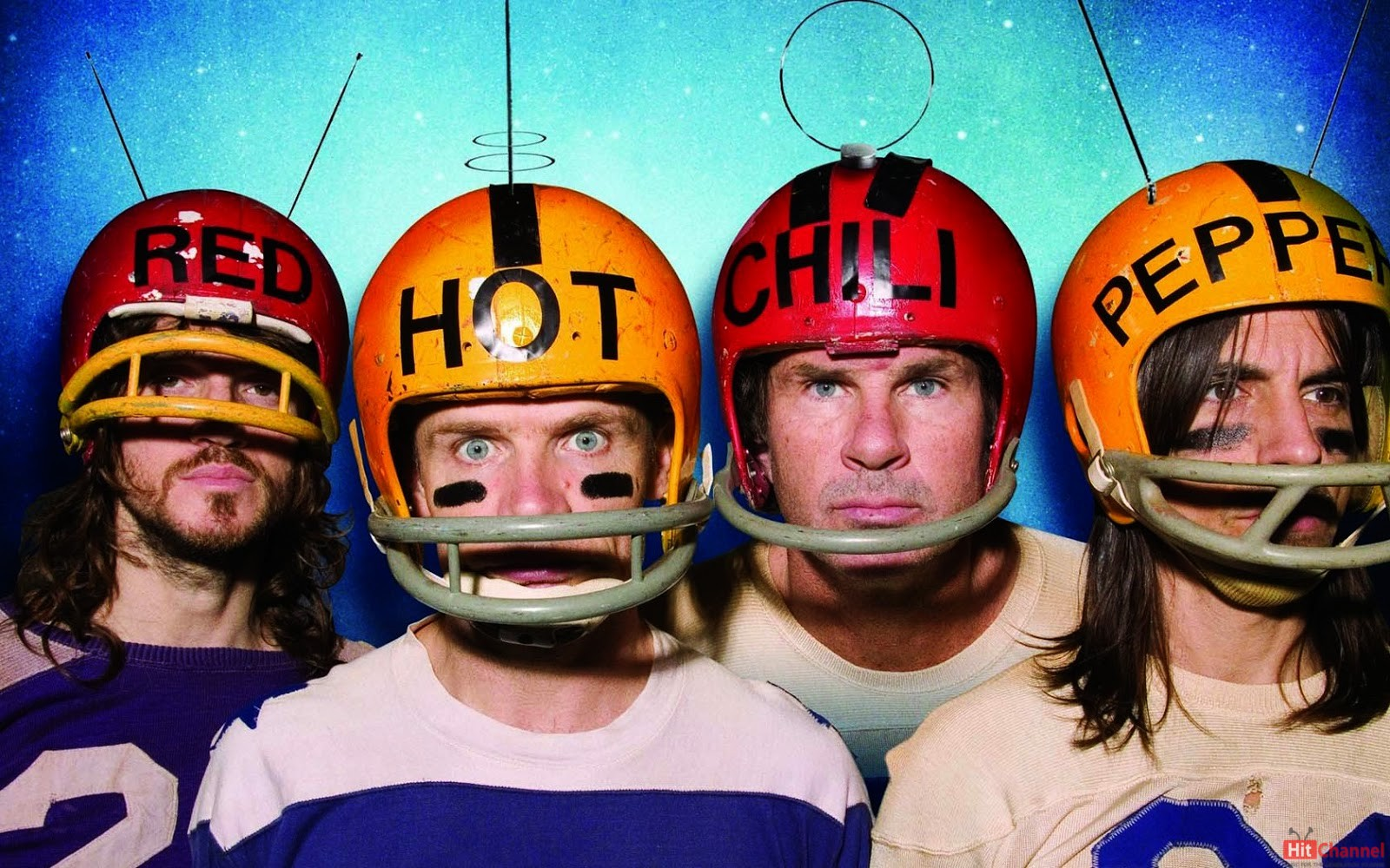 Red Hot Chili Peppers Super Bowl 2014
