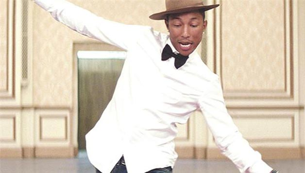 Pharrell Willams Happy