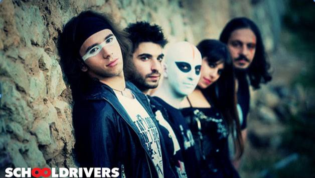 Schooldrivers - Ol Johnny | Αυτό είναι το video clip!