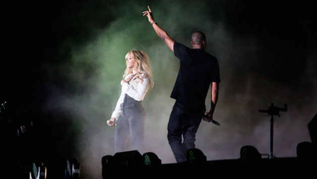 Jay Z, Beyonce και No Doubt τραγούδησαν στο Global Citizen Festival #video