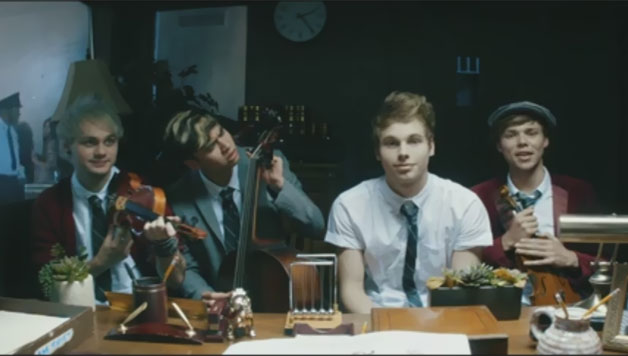 5 Seconds of Summer Good Girls video