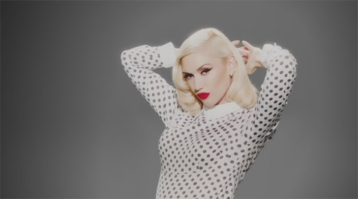 Gwen Stefani - Baby Don't Lie video premiere