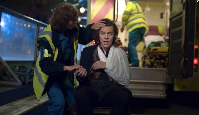 One Direction Night Changes video premiere