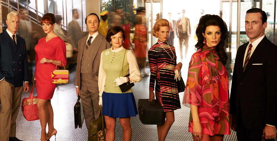 Mad Men AMC Cast - Hit Channel