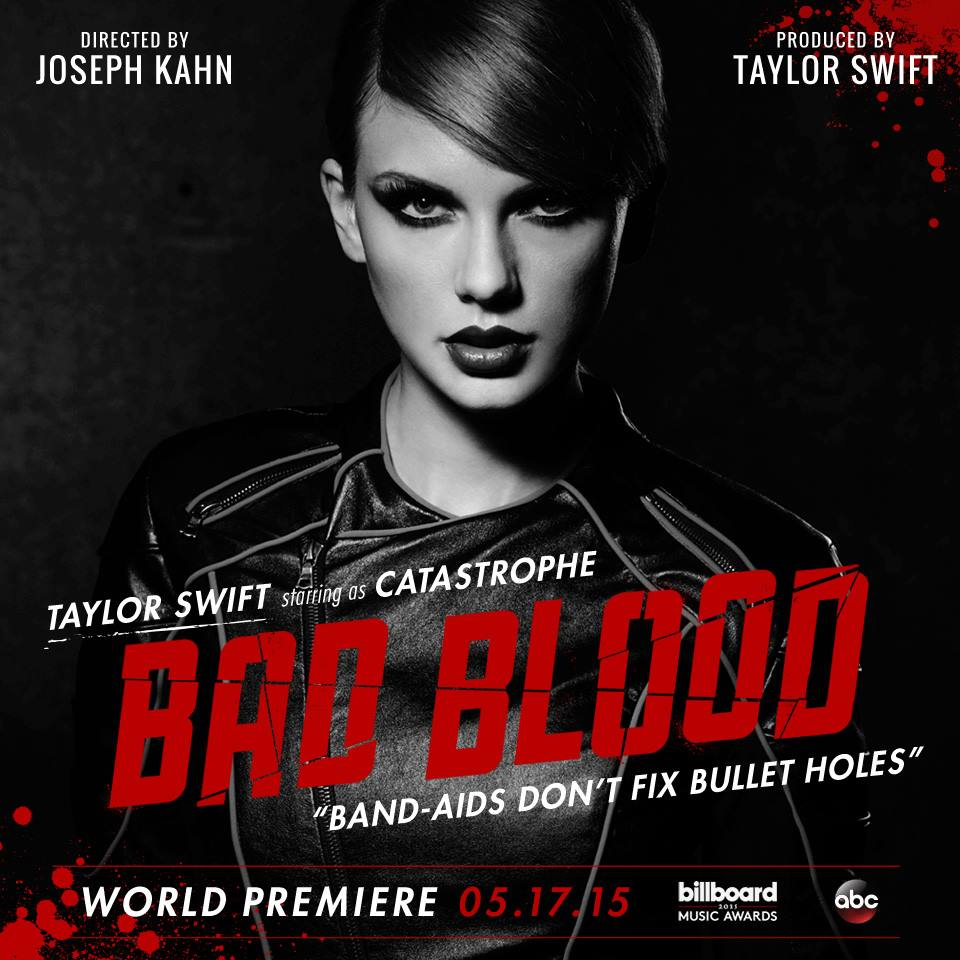 Taylor Swift Catastrophe Bad Blood