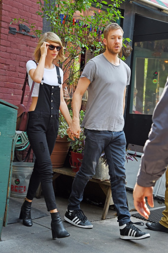 Calvin Harris - Taylor Swift