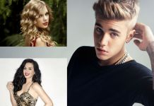 collage bieber perry swift