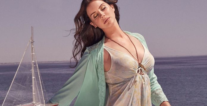 Lana Del Rey (August-2015) - Hit Channel