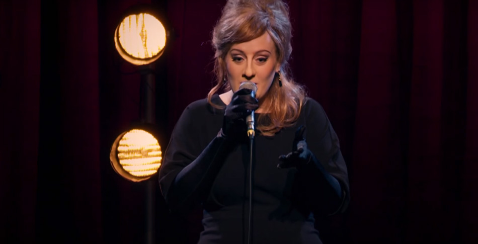 Adele -as-Jenny-BBC - Hit Channel