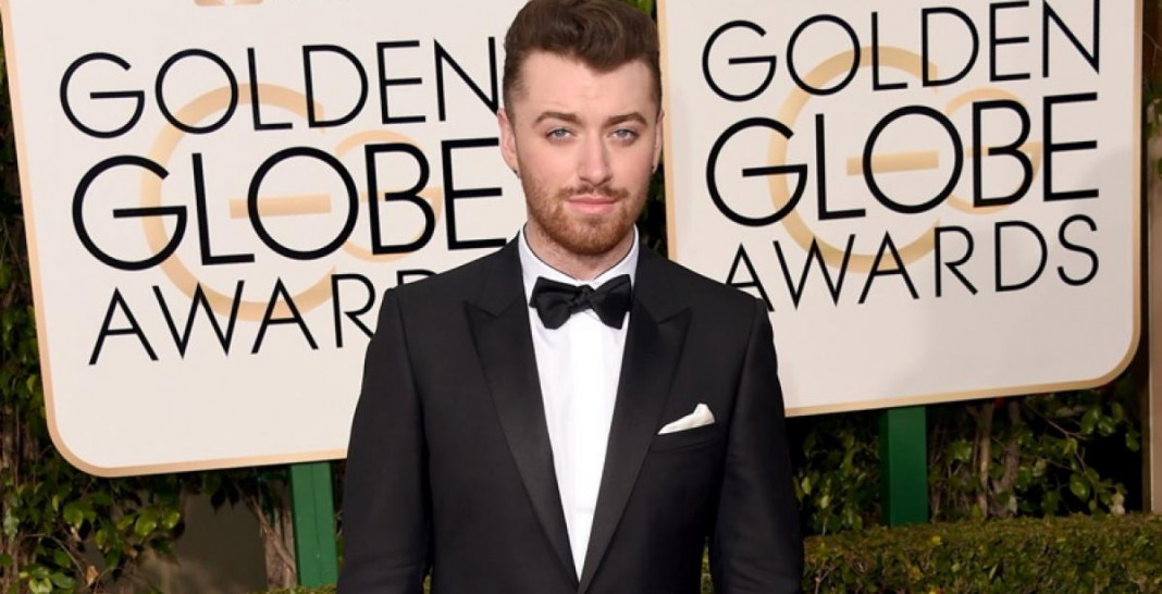 Sam Smith - Golden Globe Awards 2016 - Hit Channel
