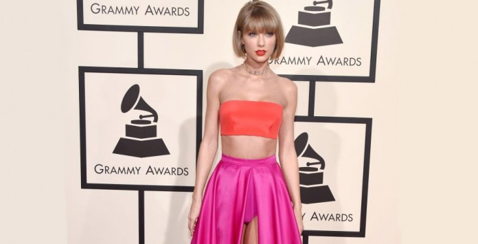 Taylor Swift - 58 Grammy Awards 2016 - red carpet - Hit Channel