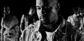 Kanye West - Wolves (video clip) - Hit Channel