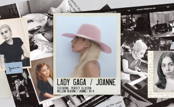 Lady Gaga - Joanne album collage - Hit Channel