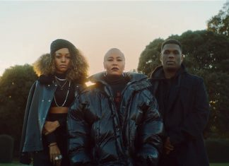 Emeli Sande - Garden ft Jay Electronica - Aine Zion (official video clip 2016) - Hit Channel