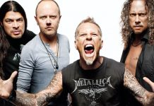 Metallica band - Hit Channel